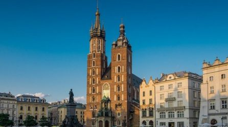 Bazylika św. Franciszka w Krakowie – raj dla miłośników sztuki